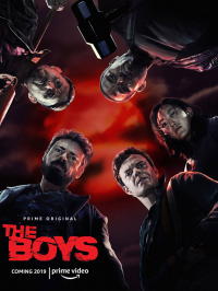 Affiche du film The Boys streaming
