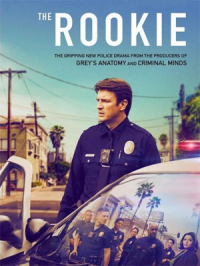 Affiche du film The Rookie : le flic de Los Angeles streaming