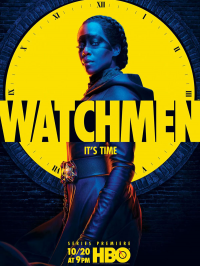 Watchmen film streaming