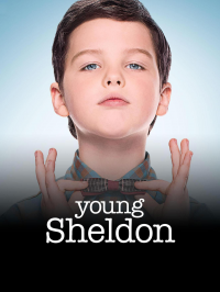 Affiche du film Young Sheldon streaming
