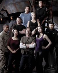Affiche du film Stargate Universe streaming