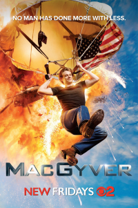 Affiche du film MacGyver (2016) streaming