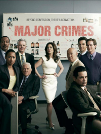 Major Crimes série streaming