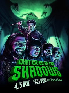 Affiche du film What We Do In The Shadows streaming