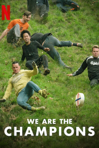 Affiche du film We Are the Champions streaming