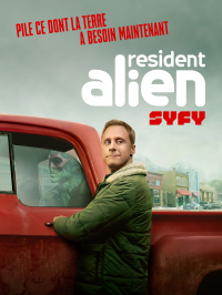 Affiche du film Resident Alien streaming