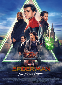 Spider-Man: Far From Home film streaming