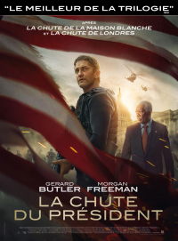 La Chute du président film streaming