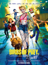 Birds of Prey et la fantabuleuse histoire de Harley Quinn film streaming