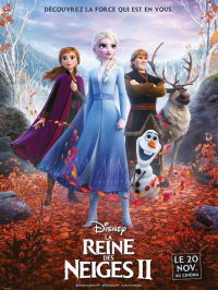 La Reine des neiges II film streaming