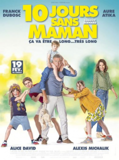 10 jours sans maman film streaming